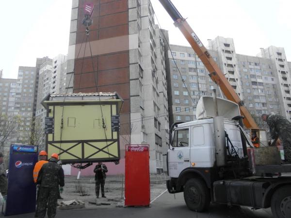 Аксенов заверяет, что с незаконными строениями будет покончено в ближайшее время