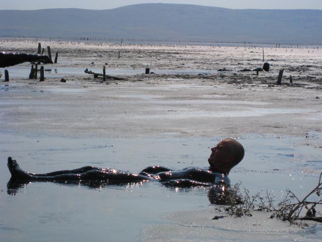 1,5 млн. рублей направлено на спасение лечебного озера Чокрак