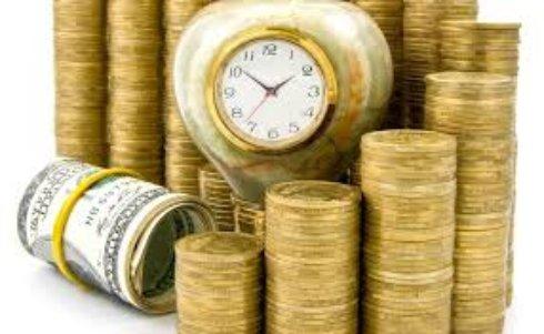 Объемы кредитного займа в зависимости от валютного вклада по депозитным счетам