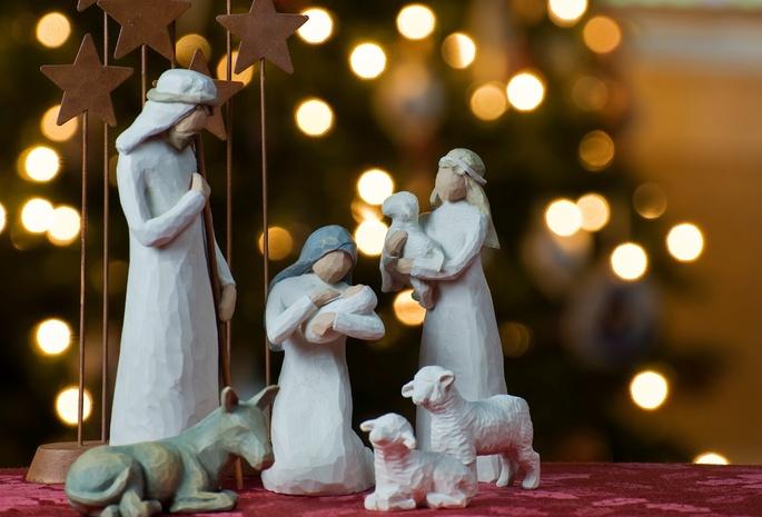Рождество в Крыму отметили в пещерах Кизил-Коба