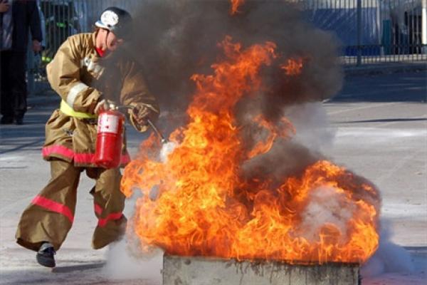 Пожарные бригады сел в Алуштинском районе объединят в одну организацию