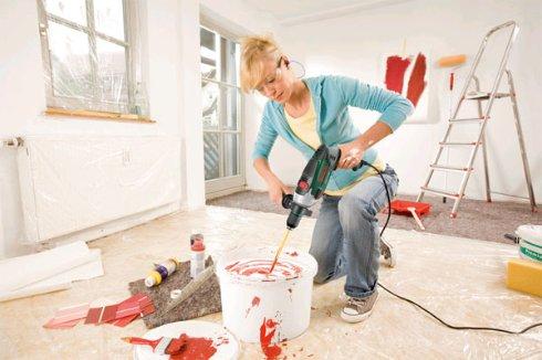 Готовим дом к ремонту