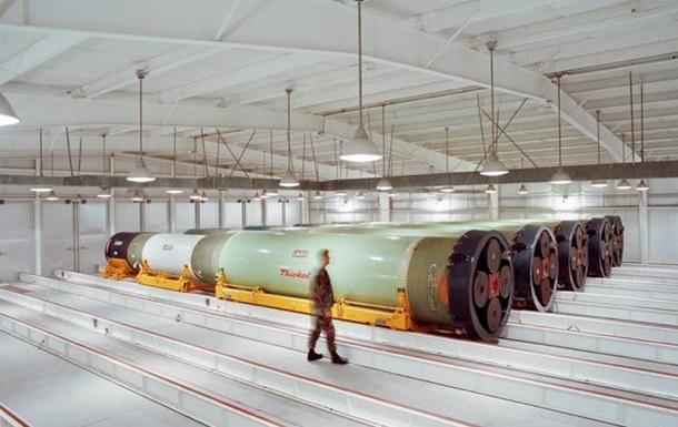 В Крыму сформировали управление по ядерному оружию