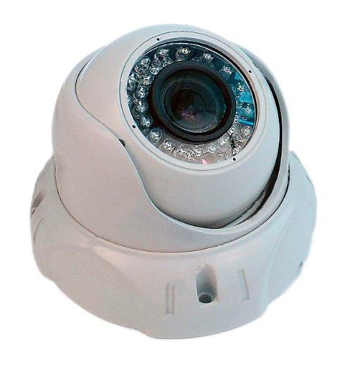 Проводная купольная видеокамера HD-SDI KDM-9105S