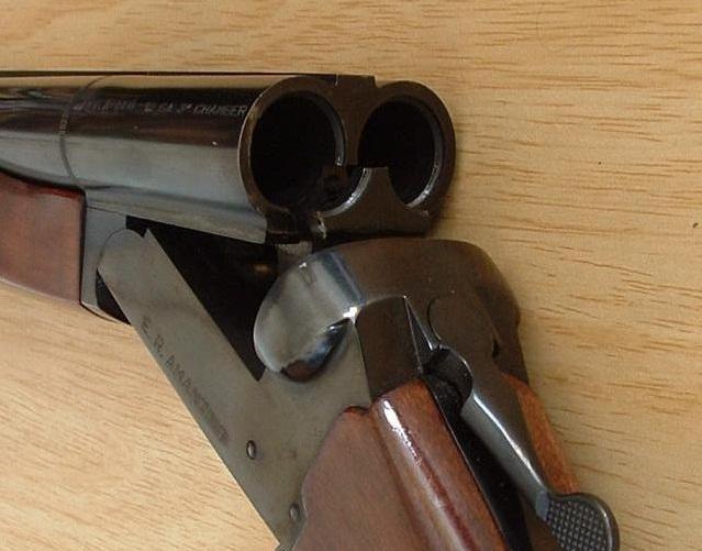У жителя Белогорского района обнаружили охотничье ружье без разрешительных документов