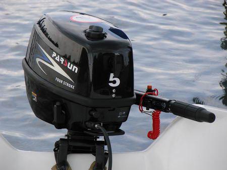 Заказать лодочные моторы недорого реально