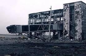 Донецкий аэропорт все еще под контролем сил АТО