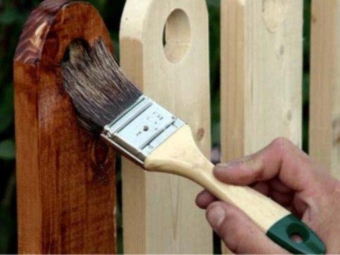 Препараты и технологии для защиты деревянных конструкций
