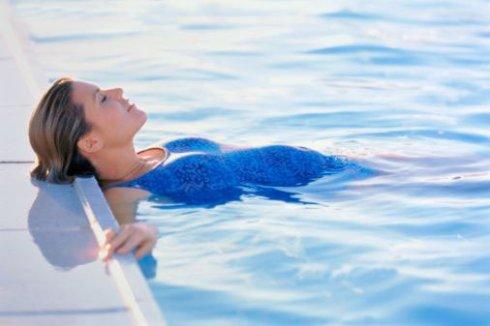 Плавание и аквааэробика для беременных