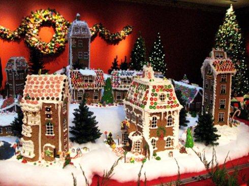 Рождественские каникулы в Норвегии
