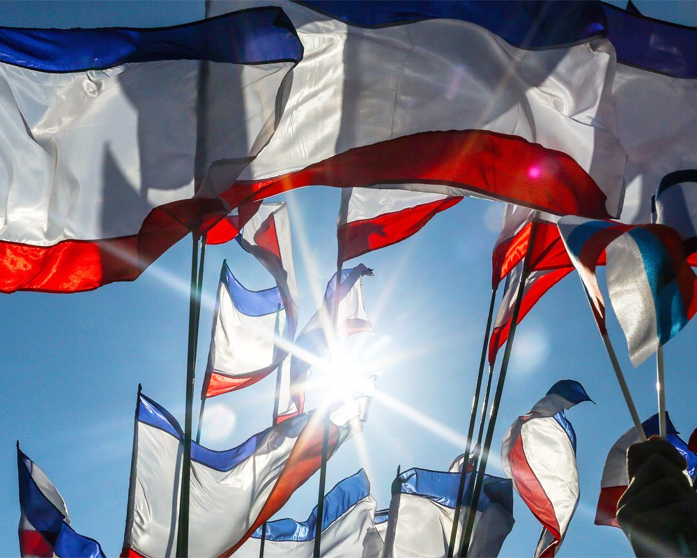 В Крыму пройдет фотоконкурс «Твоя Крымская весна»