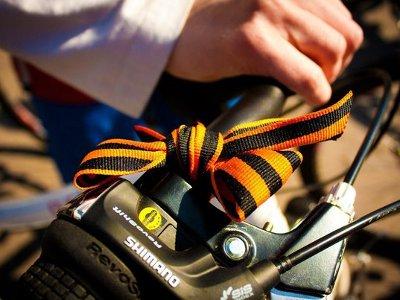 Крым захватит велопробег «Спасибо за Победу!»