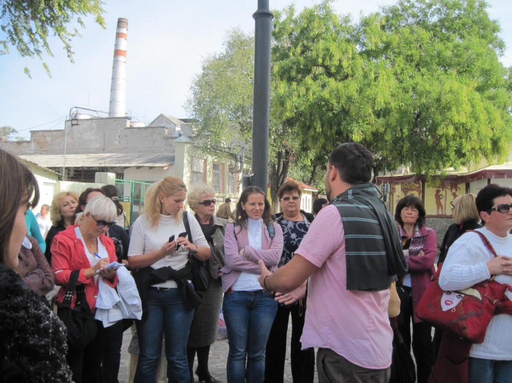 Крымские экскурсоводы пройдут переаттестацию