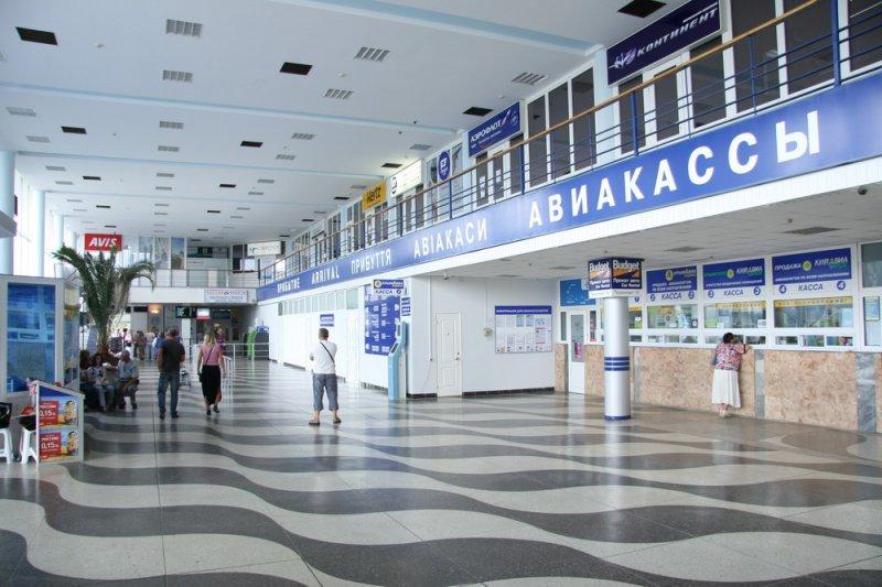 За год аэропорт «Симферополь» принес 2 млрд. дохода