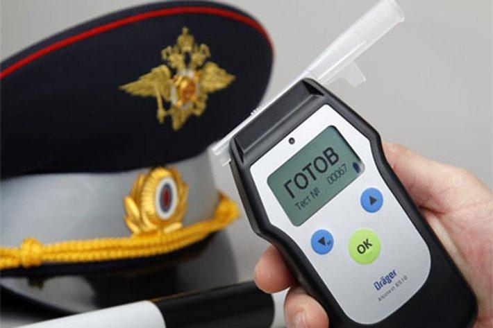 За три дня в Крыму удалось задержать больше 50 нетрезвых водителей