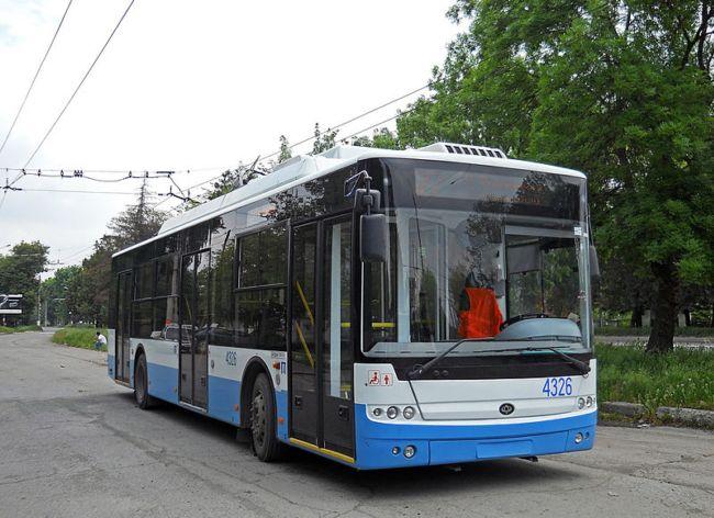 В Евпатории автобус совершил наезд на пешехода