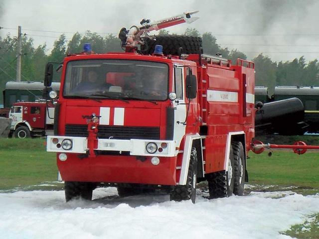 Гарнизон МЧС в Феодосии получит новую технику