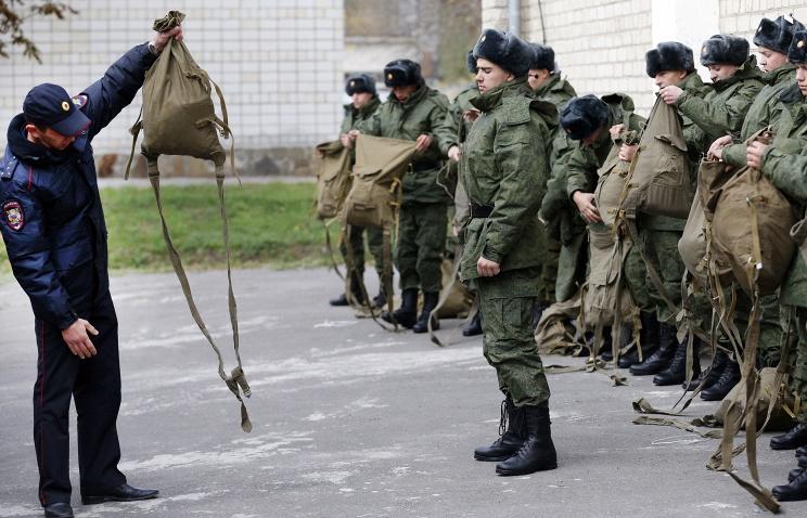 Крымчан, служивших в украинской армии, могут освободить от призыва