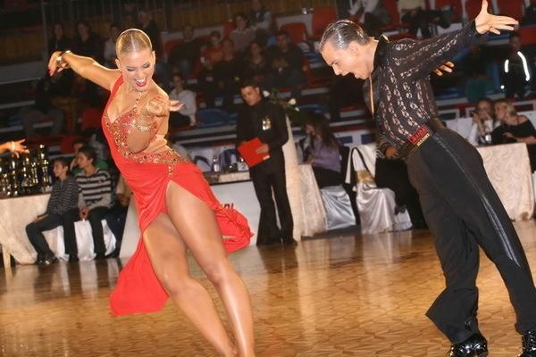В Симферополе состоится первенство по спортивным танцам