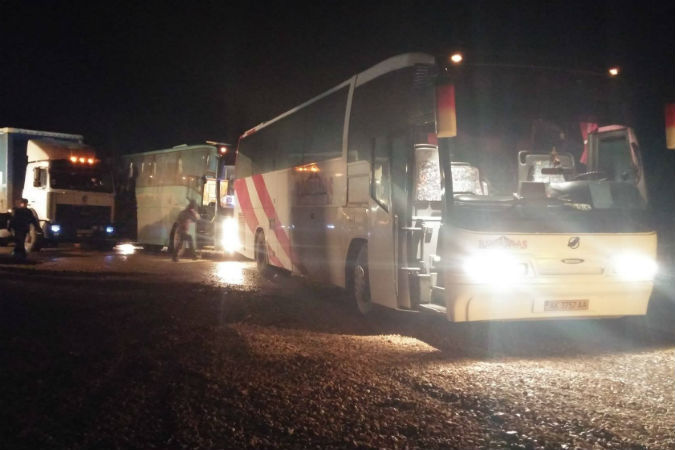 Несмотря на транспортную блокаду, в Крым все равно заезжаю люди