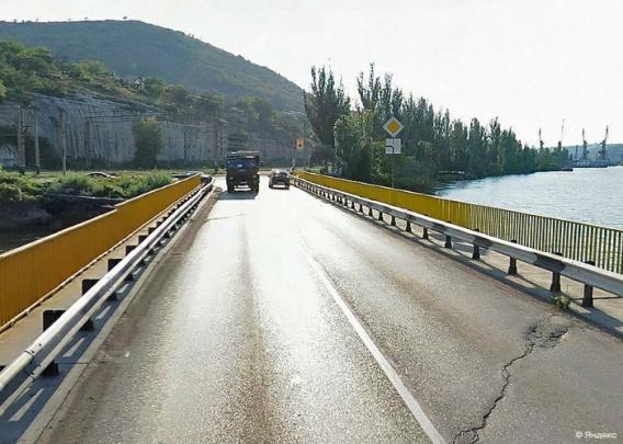 В Севастополе открыли мост через реку Черная
