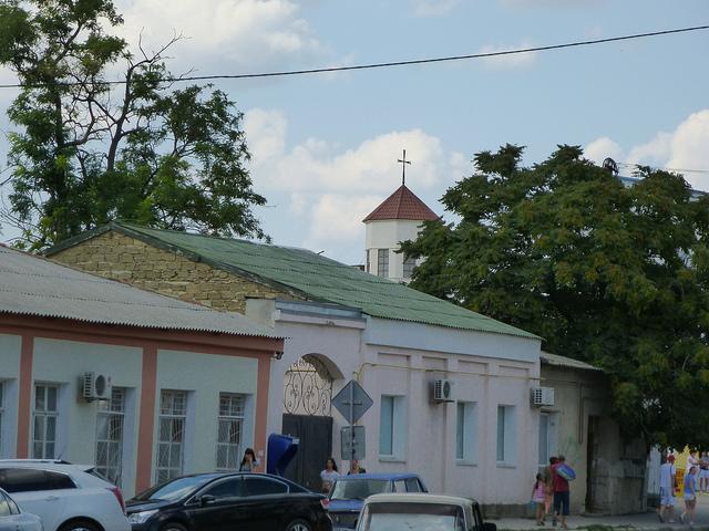 В Евпатории дом престарелых перенесут в парковую зону