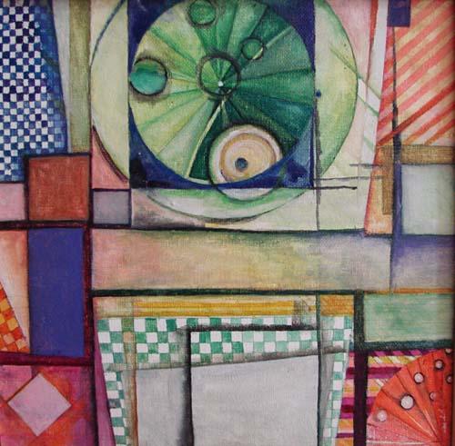 В Севастополе начала работать выставка абстракционизма