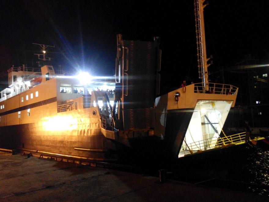 Для пассажиров, переплывавших Керченский пролив на пароме, включили музыку из «Титаника»