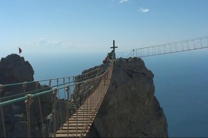 На Ай-Петри появятся подвесные мосты