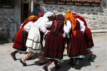 Болгары Крыма отпразднуют Бабин день