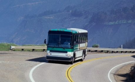 В Крым снова ходят автобусы из Украины