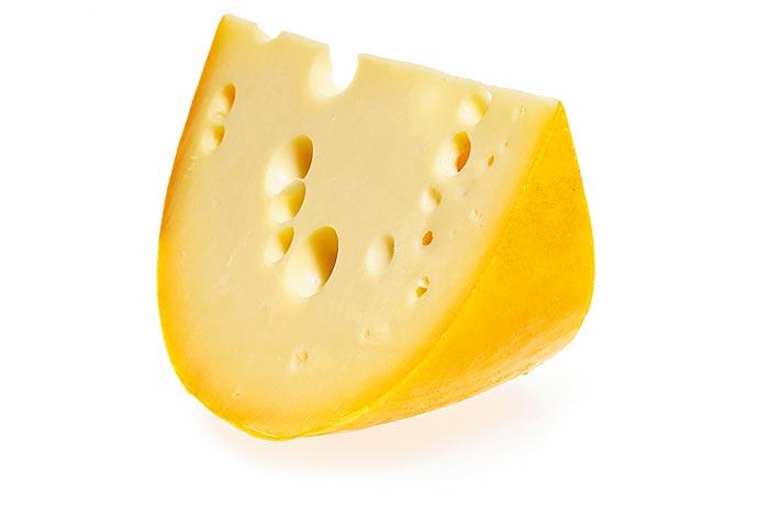 На полуостров не пропустили партию польского сыра