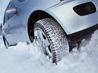 С Нового года в Крыму стало обязательным использование зимней резины на автомобилях
