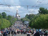 В Севастополе состоялся крестный ход