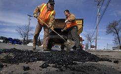 На ремонт дорог в Бахчисарайском районе выделено почти 19 млн. рублей