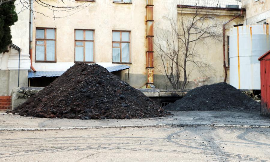 В Севастополе восстановили систему отопления в интернате