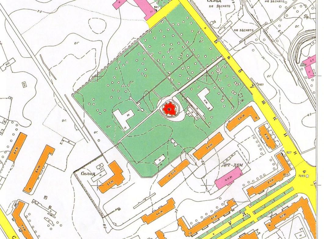 В Крыму создадут специальную карту для ведения кадастра недвижимости