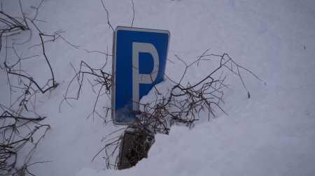 На автодороге «Ялта – Бахчисарай» сошла лавина