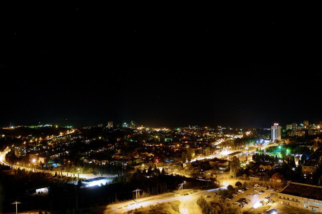 В Алуште введен экономичный режим эксплуатации уличного освещения