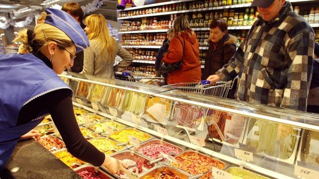 В Керчи закрыли сеть магазинов «Ольга»