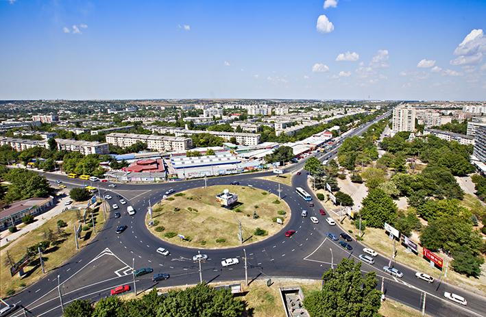 В Симферополе хотят реконструировать транспортное кольцо