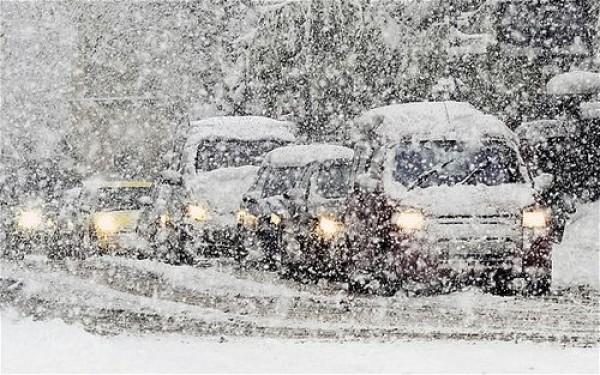 На территории Симферополя зарегистрировано 145 тысяч автомобилей
