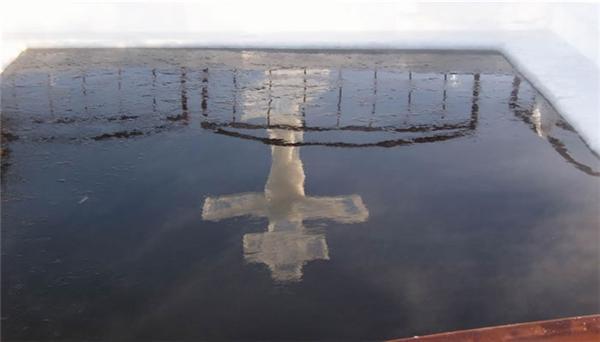 На Крещение пройдет освещение воды в степной купели