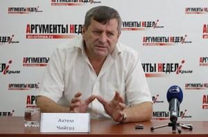 В Крыму задержали заместителя председателя Меджлиса