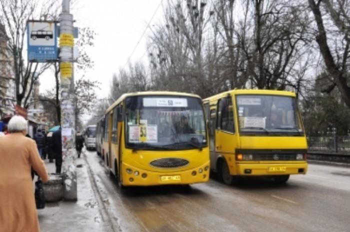 В Симферополе хотят вдвое сократить число перевозчиков