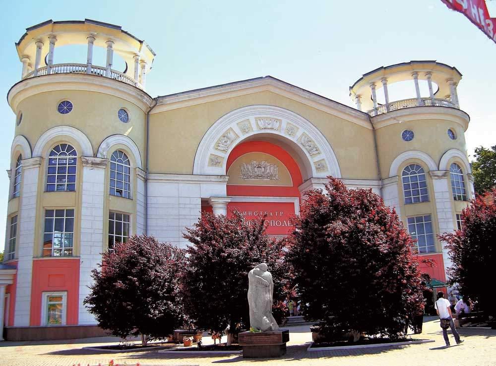 В Симферополе в «Доме кино» появится государственный кинотеатр
