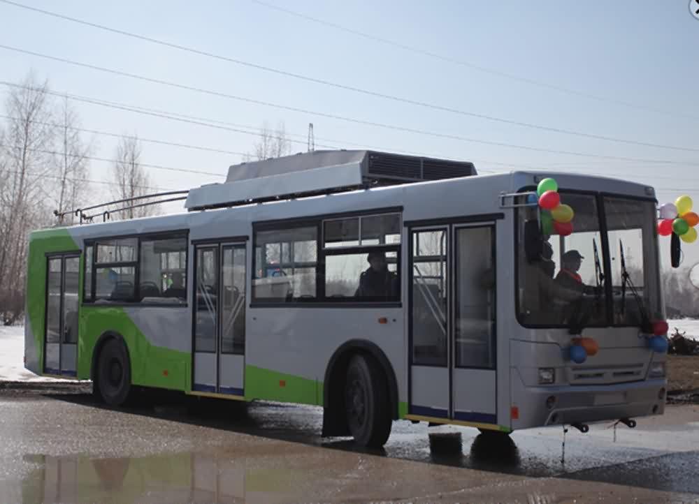 В Симферополе вновь будет работать троллейбус-гибрид