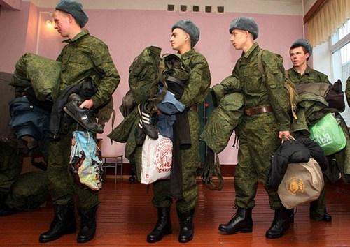 В Крыму идет масштабная подготовка к весеннему призыву