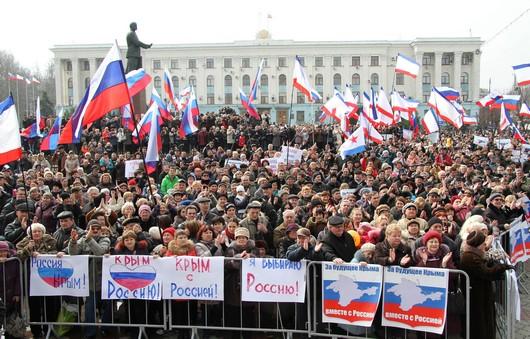 Отмечать годовщину крымской весны будут на протяжении недели