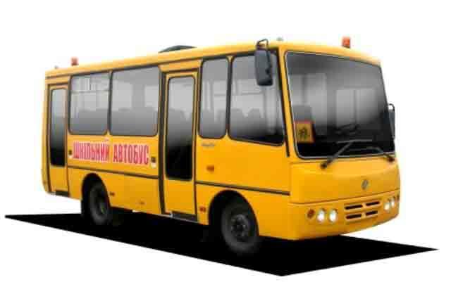 В Севастопольском районе неизвестные угнали школьные автобусы